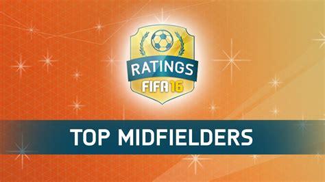 Fifa 16 Best Midfielders Fifplay