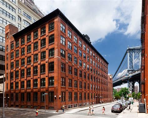 Factory Converted Onebed Rentals At Dumbo's 30 Washington