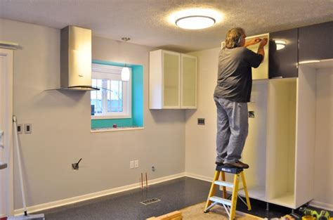 constructing kitchen cabinets 45 best atomic loft ikea remodel 2013 images on 2444