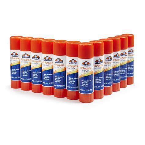 Amazon.com : Elmers All-Purpose Glue Sticks, 0.77 oz, 12