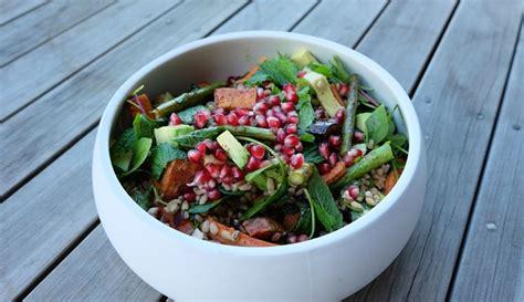 I was wondering if anyone uses regular milled barley in their bread? Spring Vegetable Pearl Barley Salad Recipe | Barley salad ...