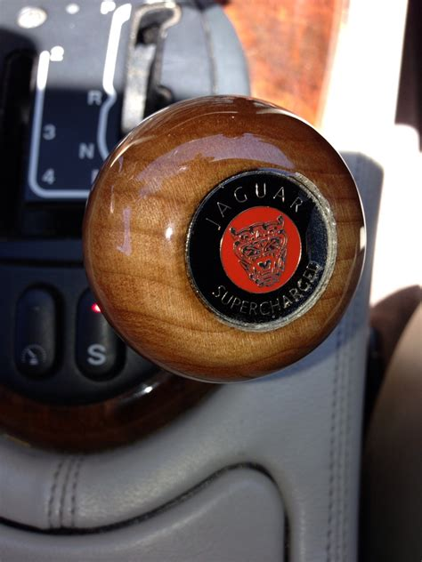 custom wooden shift knob  xkr jaguar forums jaguar