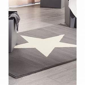 Teppich Kinderzimmer Sterne : teppich stern 140x200 grau sterne stars kinder zimmer kinderzimmer und teppich ~ Eleganceandgraceweddings.com Haus und Dekorationen