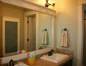 bathroom mirror trim ideas trim around mirrors max rooms look my bathroom mirror frame has a home
