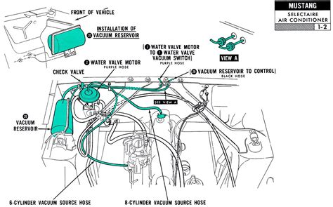 Mustang Wiring Vacuum Diagrams Average Joe