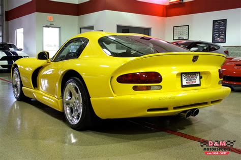 2002 Dodge Viper For Sale With Photos Carfax
