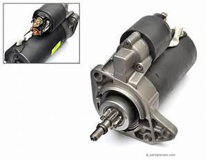 Vr6 Starter Motor