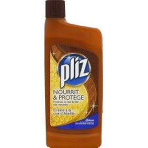 nettoyant creme pour meubles a la cire d abeille pliz