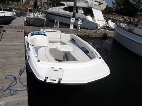 Craigslist Used Boats Fairfield County by 2006 Used Bayliner 197 Sd Deck Boat For Sale 13 000