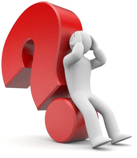 Question Mark Pictures Of Questions Marks Clipart