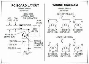 Pcb T90 Power Relay 30a 12v
