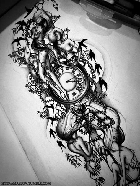 tattoo sketches | Tumblr