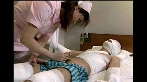 Asian Nurse Sex Therapy
