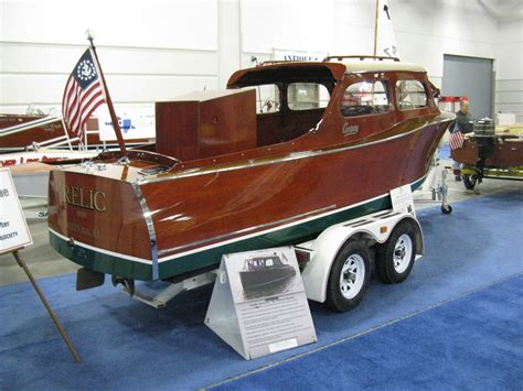 Boat Show Milwaukee by Late Live Ish From Milwaukee Classic Boats Woody Boater