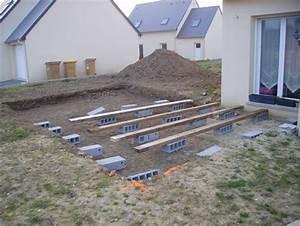 realiser une terrasse bois 28 images construction d With realiser une terrasse en bois