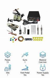 10 Best Tattoo Machine Kits 2020  Buying Guide   U2013 Geekwrapped