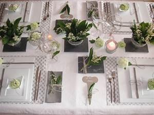 Idee deco 1er mai for Idee de decoration de jardin 3 table 1er mai 032 photo de table 1er mai a table