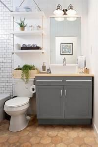 25, Best, Diy, Bathroom, Shelf, Ideas, And, Designs, For, 2021