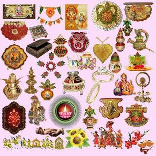 edit   hindu wedding clipart elements psd
