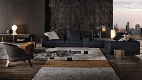 canapé flexform minotti official dealer shop on ciatdesign