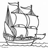 Coloring Boat Ship Speed Printable Mayflower Sailboat Drawing Cool2bkids Motor Getdrawings Sunken Clipartmag Getcolorings sketch template