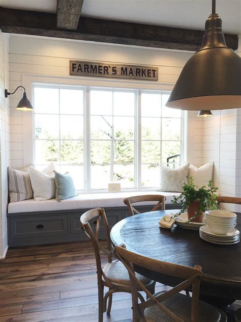 Get Look Farmhouse Style by Modern Coastal Farmhouse Style Get The Look The