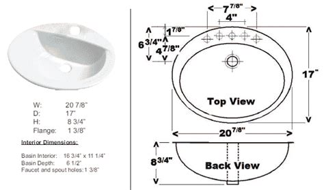 Luxury Bathroom Fixtures Standard Measurements