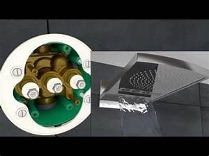 Thermostat Duscharmatur Entkalken : hansgrohe technik einstellen der warmwasserbegrenzung bei ~ Lizthompson.info Haus und Dekorationen