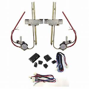 Ez Wiring Power Window Kit Ezpwrwin  Sw Switches  U0026 Wiring