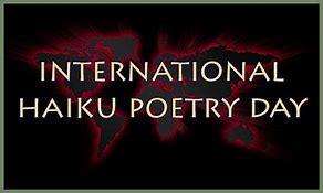 Image result for international haiku day images