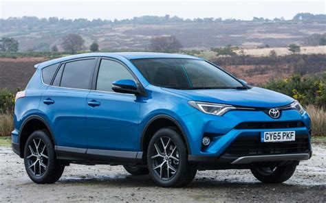 Large Car by Toyota Rav4 Review A Hybrid Suv To Take On The Qashqai