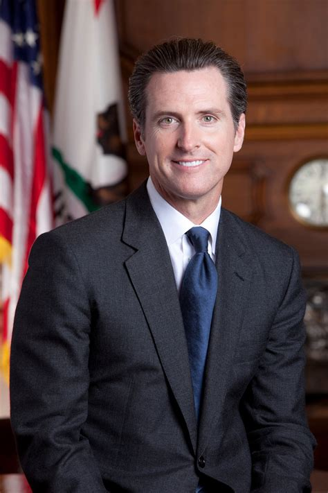 editorial gavin newsom  governor daily bruin