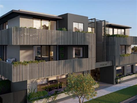 Luxurious Yet Liveable Penthouse by Pescar Mordialloc Wins Buyers With Luxurious Yet