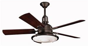 Ceiling fans with lights light best n stainless steel