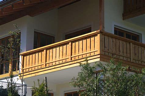 Für Balkon balkone zimmerei aschauer berchtesgaden