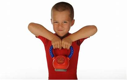 Kid Toys Fitness Kettle Toy Kettlebell Wod