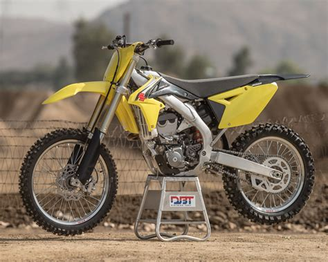 Suzuki 450 Dirt Bike by 2016 Suzuki Rm Z450 Test Dirt Bike Test