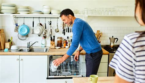 helping  wife  household chores   neglected