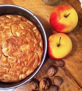 Recette Gateau Vegan : recette facile g teau aux pommes vegan sans margarine ~ Melissatoandfro.com Idées de Décoration