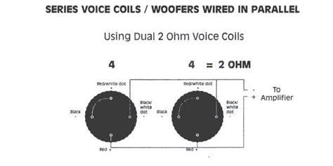 Crunch Sub Wiring Diagram by Two Dual 2 Ohm Cvrs Kicker Zx 750 1