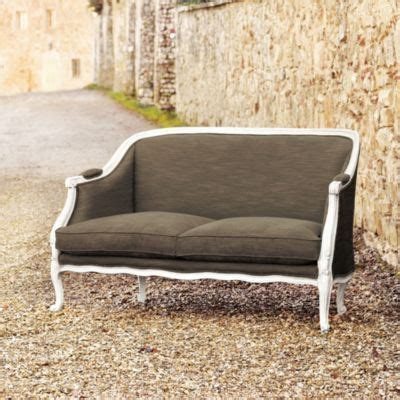 Settee Cleaners by Bergamo Upholstered Settee Available At Ballarddesigns