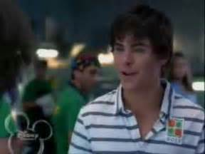 High School Musical 2 Troy and Chad