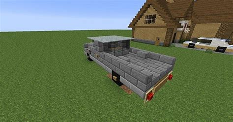 minecraft pickup truck more awesome minecraft cars minecraft project