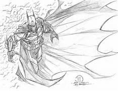 Batman Logo Drawing Ba...