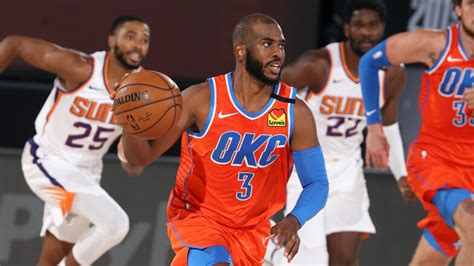 Thunder trade All-Star guard Chris Paul to Suns | NBA.com