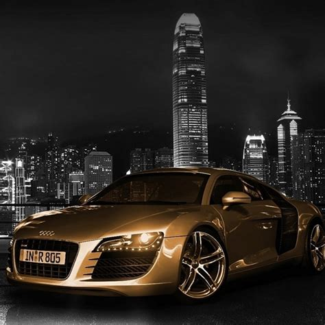 My Dream Car. Audi R8 -- Curated By