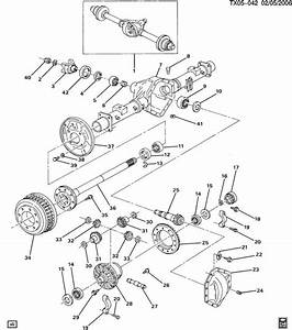 Gmc Rear Differential Diagram  Gmc  Free Engine Image For User Manual Download
