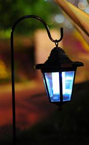 Solar string lights path candles
