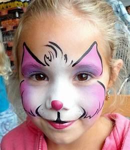 Modele Maquillage Carnaval Facile : maquillage halloween fille simple notre choix d 39 id es mignonnes ou effrayantes maquillage ~ Melissatoandfro.com Idées de Décoration