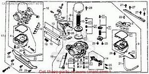 Honda Cm400t 1981  B  Usa Carburetor Cm400a  T 80